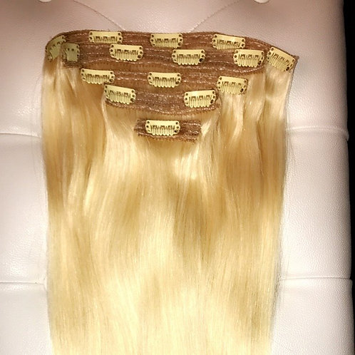 Custom Raw Clip ins-100 grams