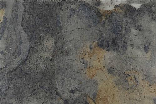 Grey Gold Stone Sheet
