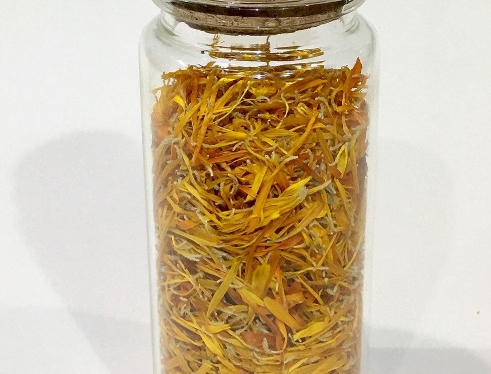 Organic Dried Calendula Petals
