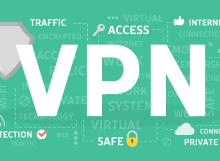 Security in Color Podcast: Episode 32 - All about VPNs