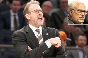 Kurt Rambis is believed to be Phil Jackson's preference to coach the Knicks next season.
