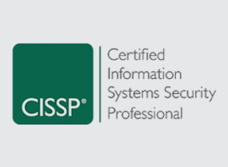 Successfully passing the CISSP exam