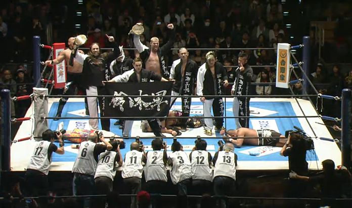 What Will 2017 Bring For New Japan?