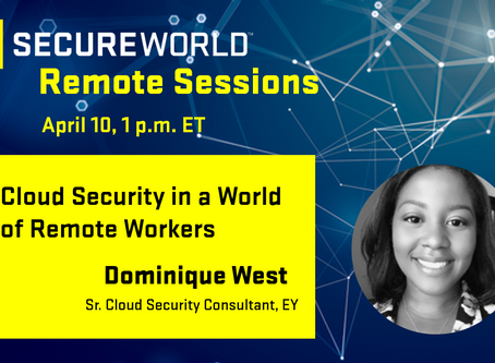 Panel: Cloud Security in a World of Remote Workers