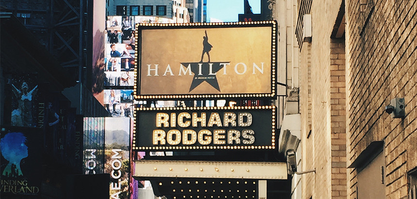 """Hamilton"" in Three Parts"