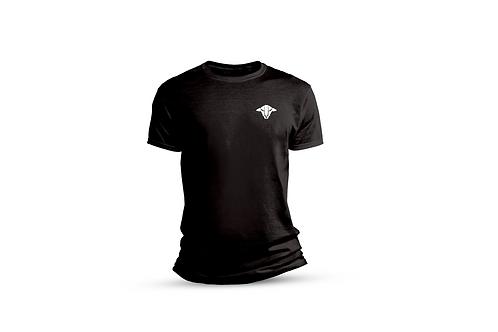 Black FTS T-shirt (Small Sheep)