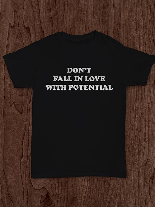 DFILWP T-shirt (black)