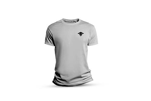 Gray FTS T-shirt. (Small sheep)