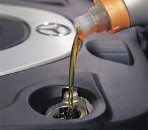Замена масла в двигателе CDI