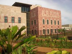 NEC ABD Elçiliği / NOX Binası