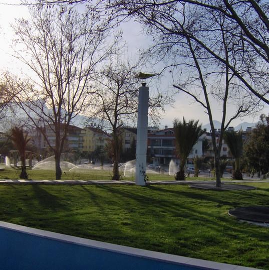 Konyaaltı Kent Meydanı