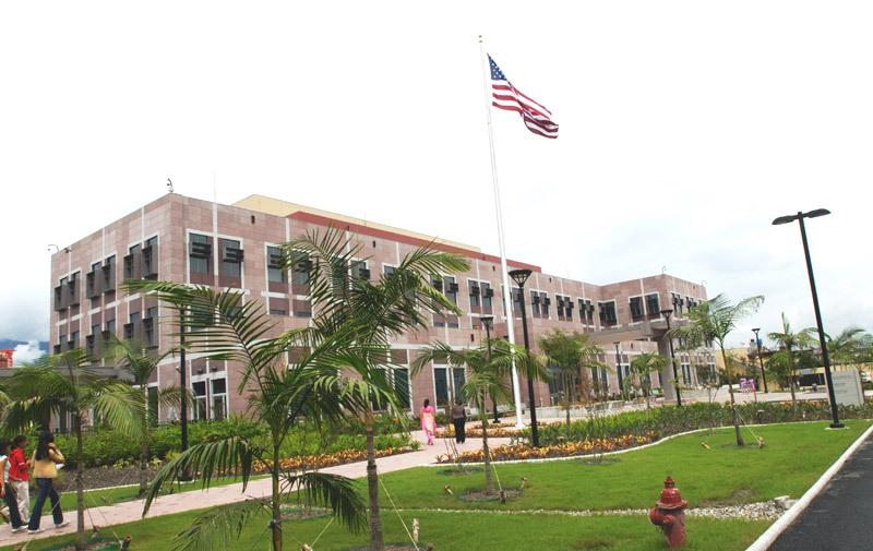 NEC ABD Elçiliği