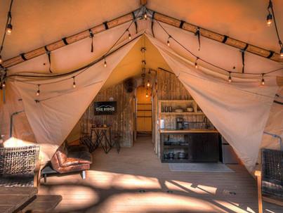 The Ridge Outdoor Resort: Glamping & Luxury RV Resort Tennessee