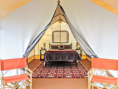 Experience Russian River Glamping at Wildhaven Sonoma