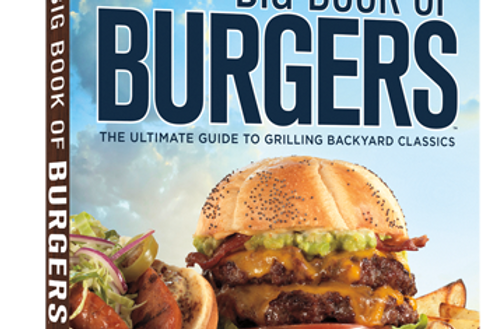 Big Book of Burgers -Hamburguesas perfectas
