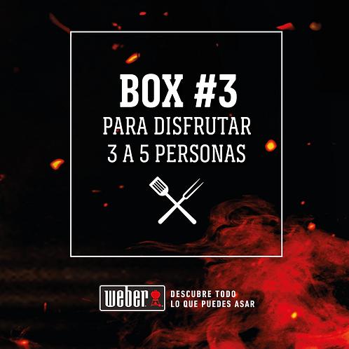 Weber BOX #3