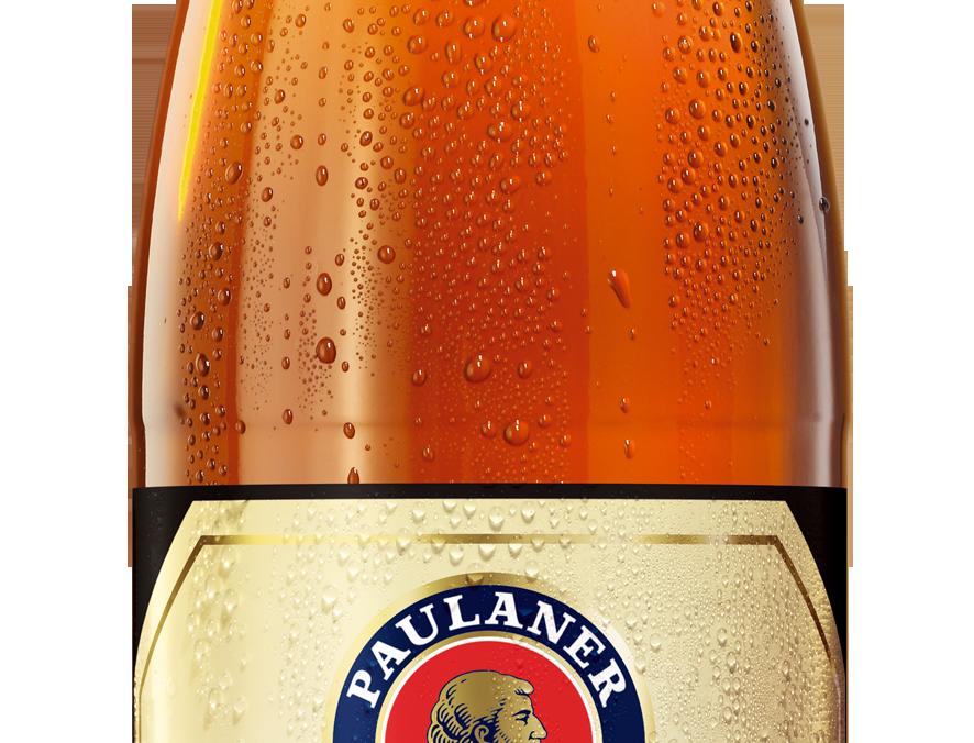 Cerveza Paulaner Botella 500ML 10 Unidades con Jarra GRATIS | WEBER