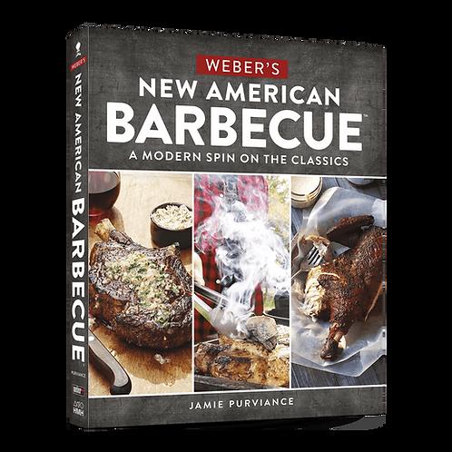 Weber's Book New American bbq