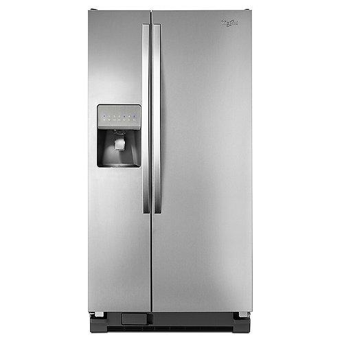 Whirlpool Refrigeradora Side by Side 22 p3 con Dispensador de Agua
