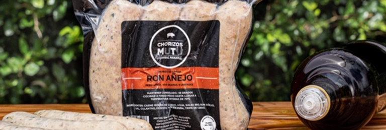 Chorizo Ron añejo | WEBER