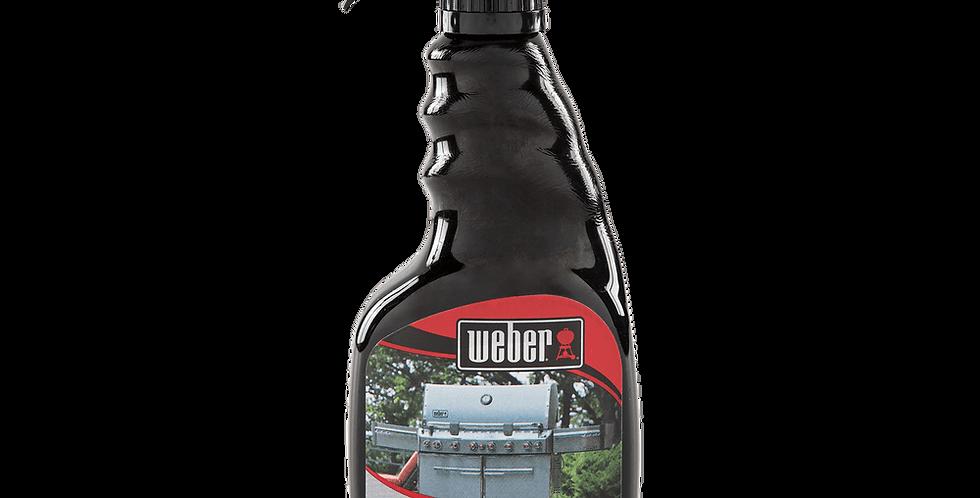 Limpiador de acero inoxidable | WEBER