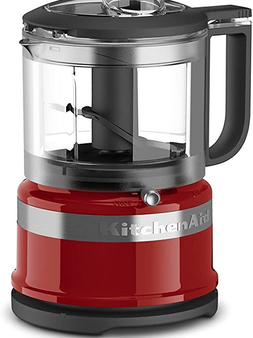 KitchenAid Mini-procesador de alimentos color Rojo