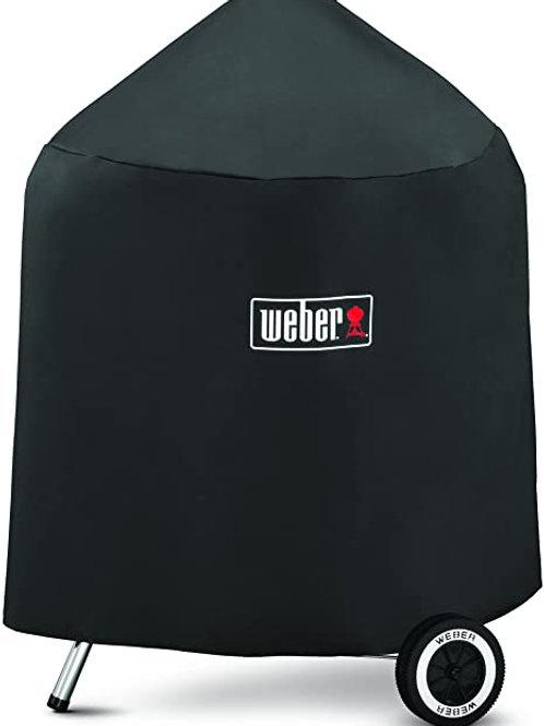 Weber Cover para asador de carbon 22in Premium