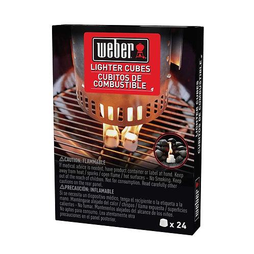Weber Cubos de Encendido