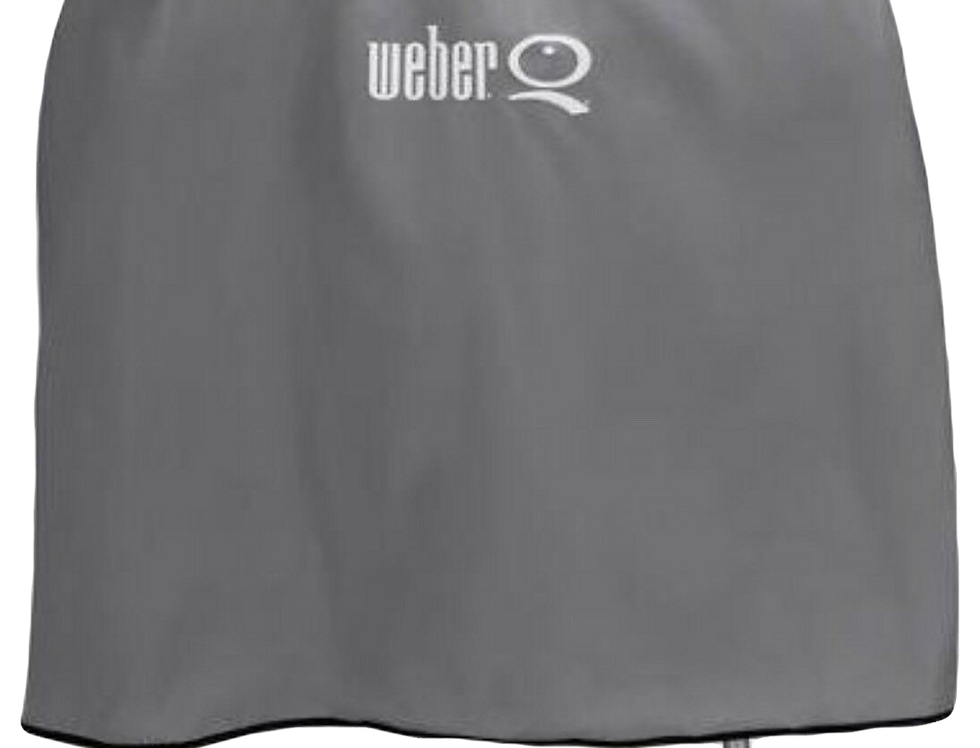 Cover para asadores Q1000/2000 con carrito | WEBER