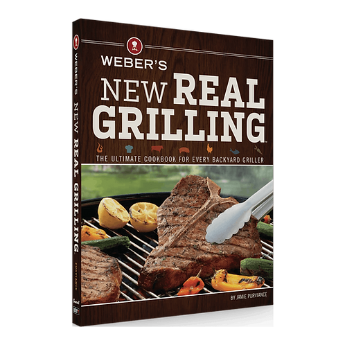 Weber Libro New Real Grilling