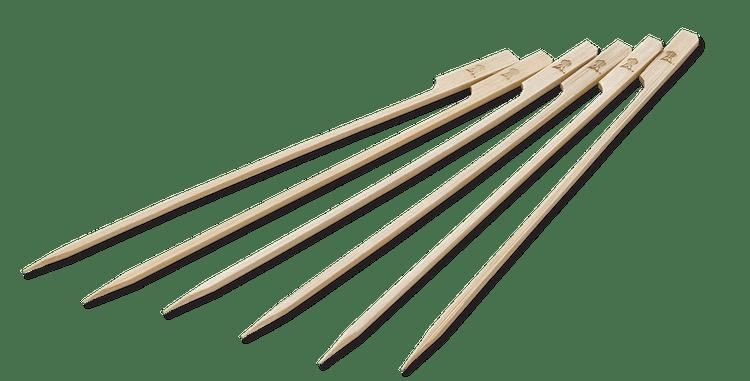Brochetas de bambú | WEBER