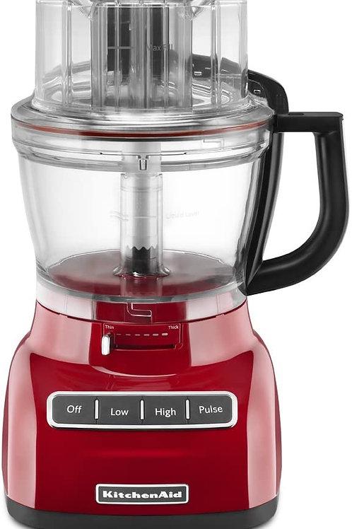 KitchenAid Procesador de alimentos 13 tazas color Rojo