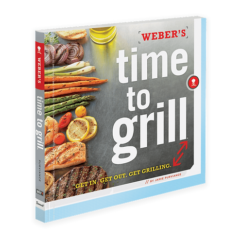 Weber Libro Time to Grill