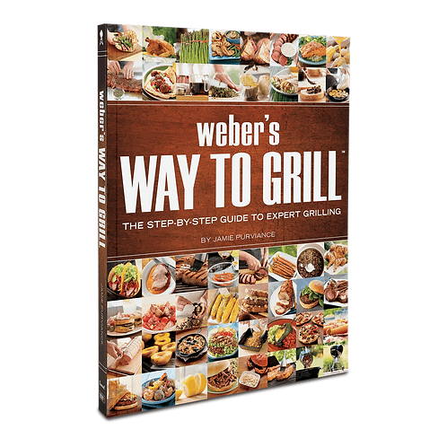 Weber Libro Way to Grill