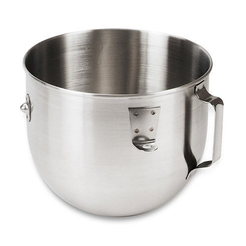 KitchenAid Recipiente de acero inoxidable 5-Qt.