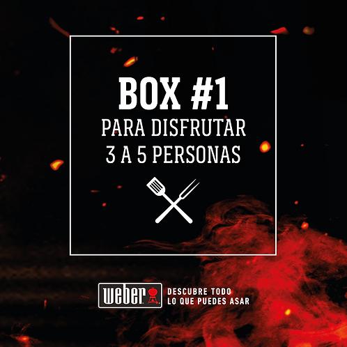 Weber BOX #1