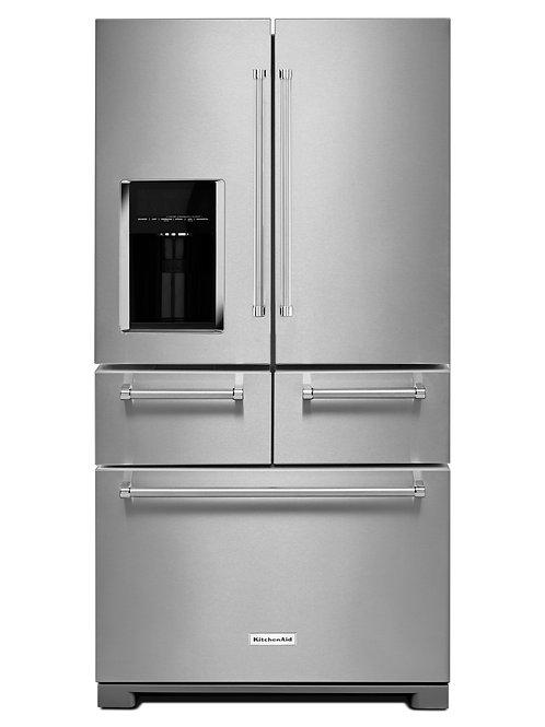 KitchenAid Refrigeradora French Door 5 puertas 26 p3 / 36in