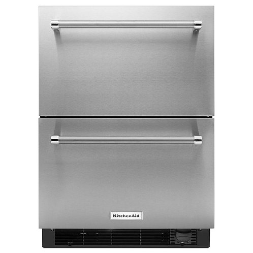 KitchenAid Refrigeradora cajon doble Architect II 4.7 p3 / 24in