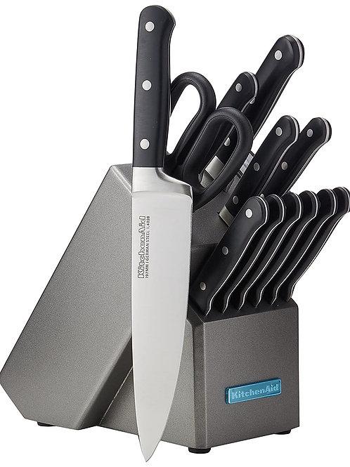 KitchenAid Set de Cuchillos 14 Piezas