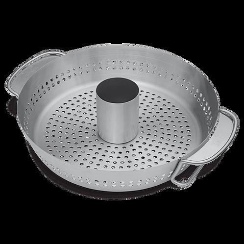 Asador para aves para parrillas de coccion Gourmet BBQ System