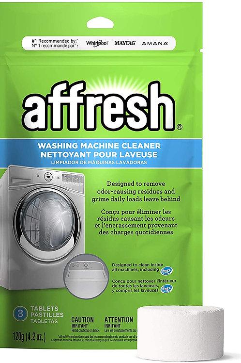 Affresh Tableta limpiadora para lavadoras