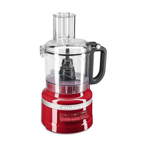 KitchenAid Procesador de alimentos 7 Tazas color Rojo