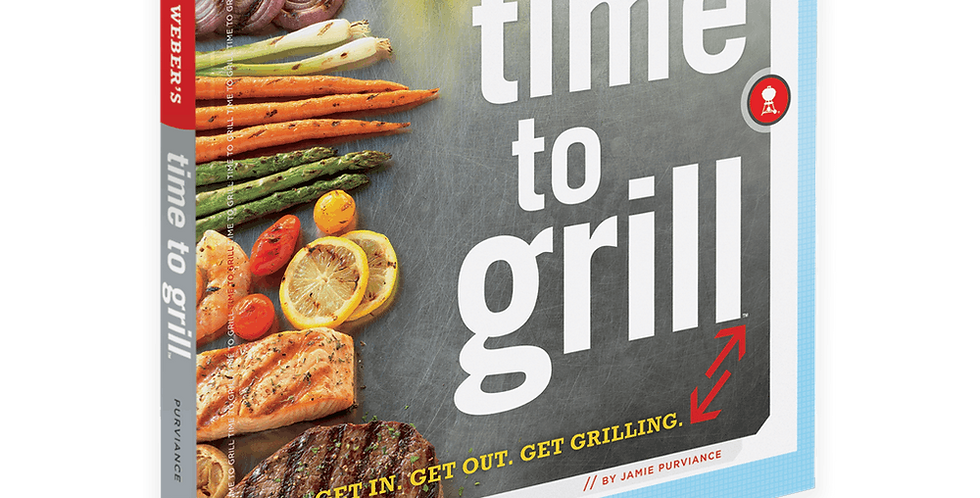 Time to Grill | WEBER