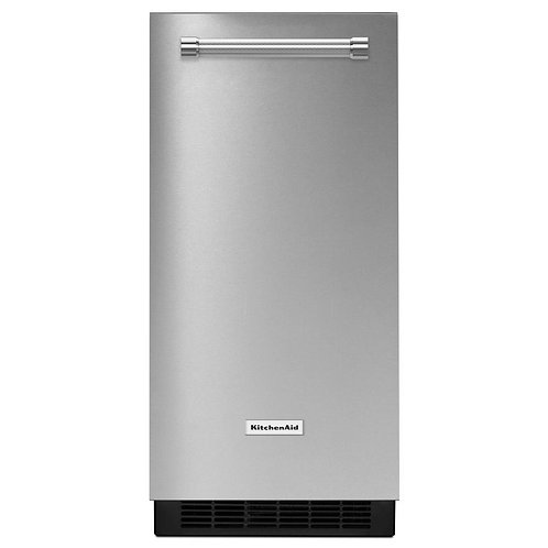 KitchenAid Ice Maker empotrable 25 lbs / 15in