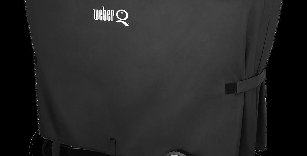 Cover Asadores Q2000/Q3000 con carrito   WEBER