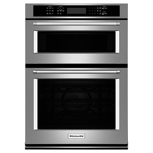 KitchenAid Horno y Microondas empotrable Architect Series II 30in