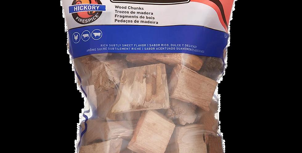 Chunks de Hickory | WEBER