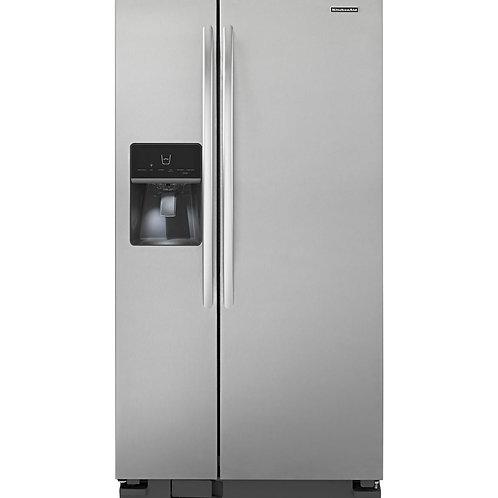 KitchenAid Refrigeradora Side by Side 21 p3 con Dispensador