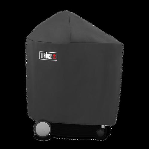 Funda Premium para asadores de carbon Performer de 22 in con mesa plegable