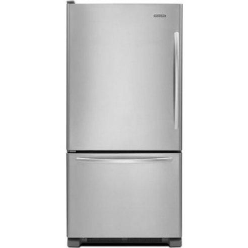 KitchenAid Refrigeradora Bottom Mount izquierda 19p3